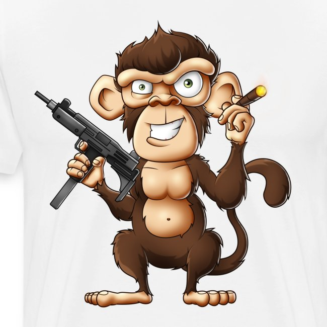 CBMonkey Character fw png