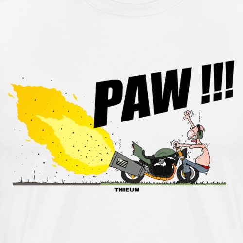 PAW - T-shirt Premium Homme