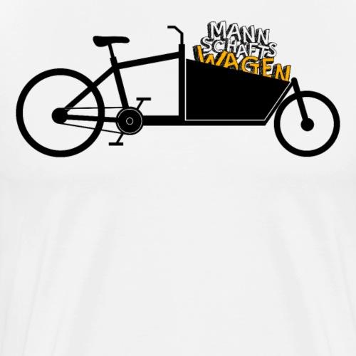 Lastenrad als Mannschaftswagen