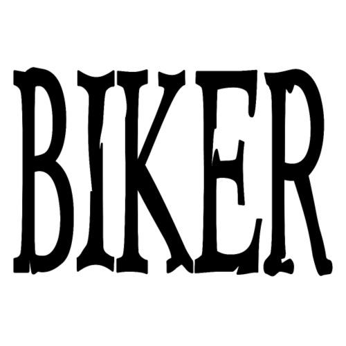 Biker - Fahrrad, Roller, Motorrad - Männer Premium T-Shirt