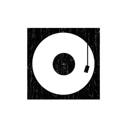 Plattenspieler Vinyl retro analog - Männer Premium T-Shirt