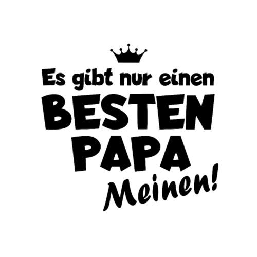 Es gibt nur einen besten Papa - meinen! - Männer Premium T-Shirt