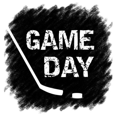 Game Day - Eishockey - Männer Premium T-Shirt