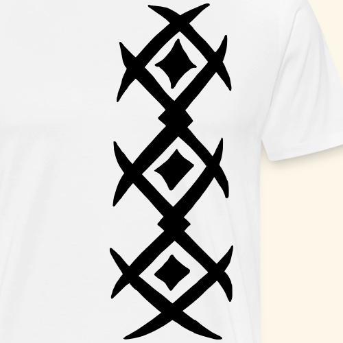 Shirt Tattoo - Männer Premium T-Shirt