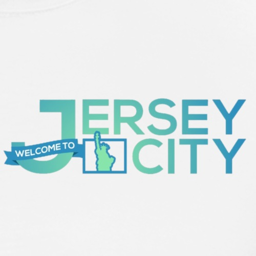 Logo Jersey City - T-shirt Premium Homme