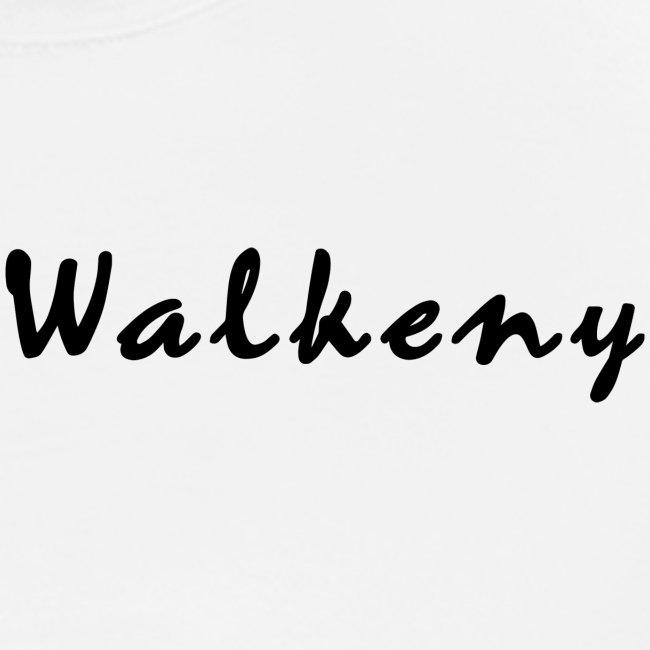 Walkeny Schriftzug