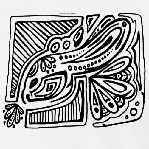 Lapin - T-shirt Premium Homme