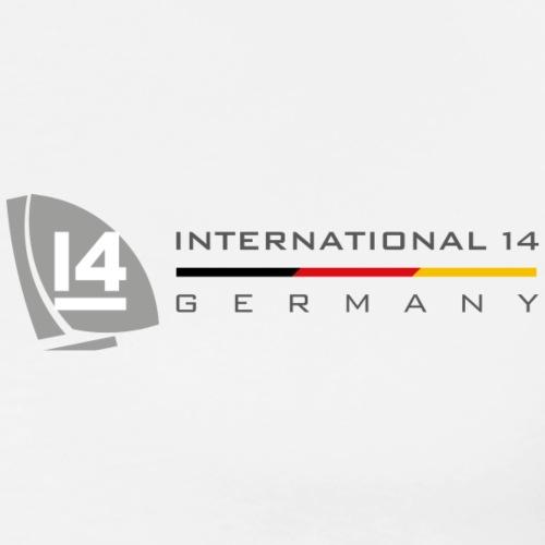 14 German Logo - Männer Premium T-Shirt