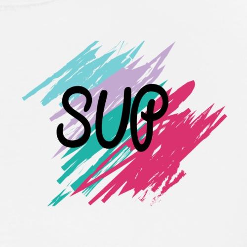 SUP Logo - Männer Premium T-Shirt
