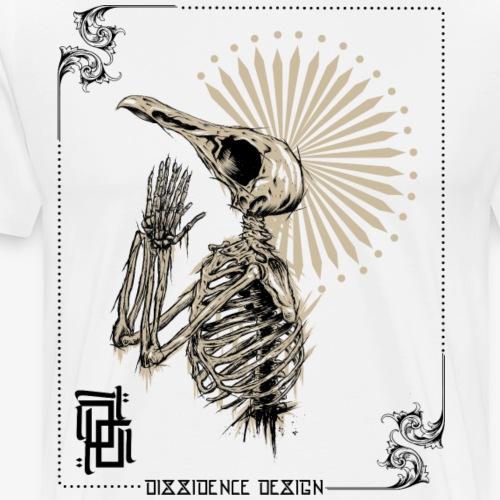 Dark raven - T-shirt Premium Homme