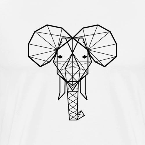 GEONORSU - Miesten premium t-paita