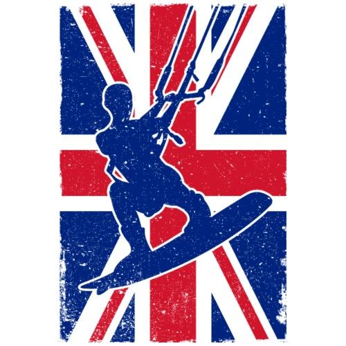 Kitesurfer England