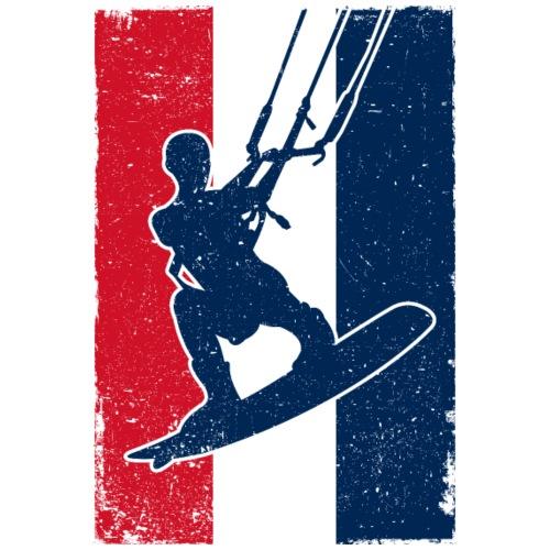 Kitesurfer France