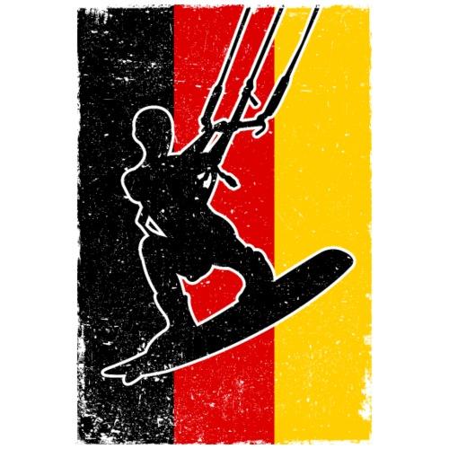 Kitesurfer Germany