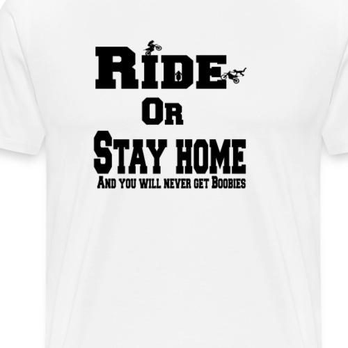 Bikerspruch - Männer Premium T-Shirt