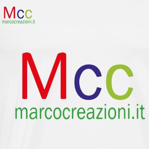 logocc png - Maglietta Premium da uomo