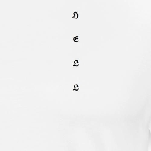 HELL - Maglietta Premium da uomo
