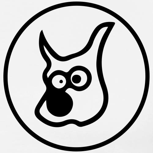 East 17 - Round Dog - Men's Premium T-Shirt