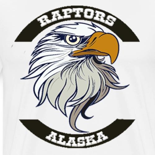 Alaska Raptors - Camiseta premium hombre