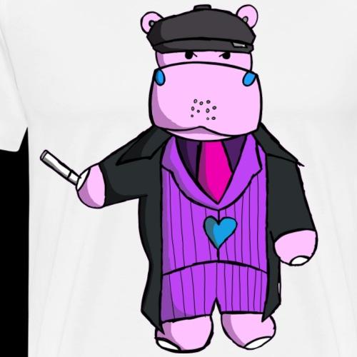 petit potame - T-shirt Premium Homme