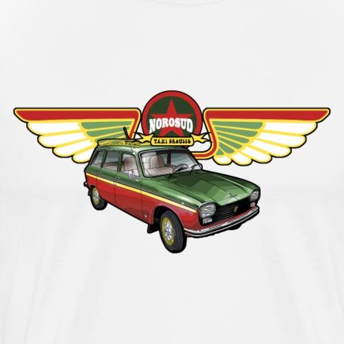 TAXI BROUSSE - T-shirt Premium Homme