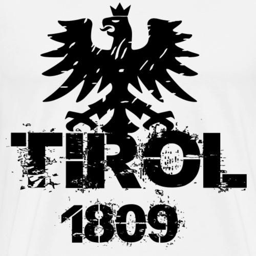 Tirol 1809 - Männer Premium T-Shirt