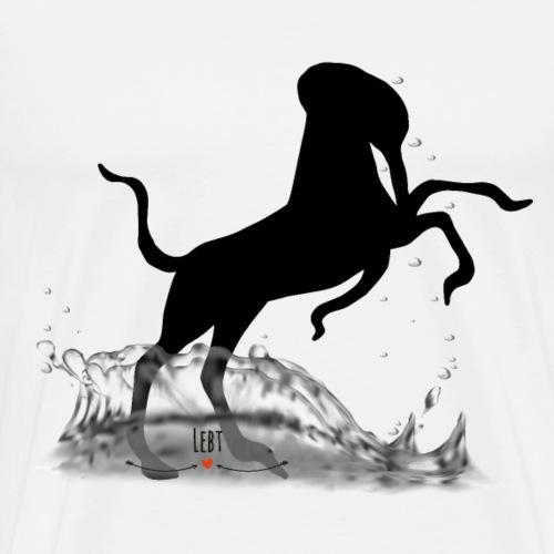 Egoligo - Männer Premium T-Shirt