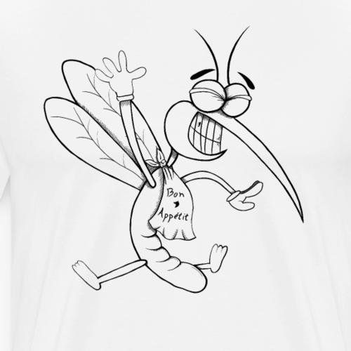 Mosquito - Camiseta premium hombre