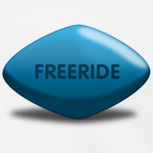 Freeride-Viagra - Männer Premium T-Shirt