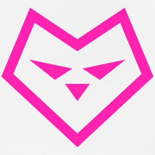 roze logo udc - Mannen Premium T-shirt