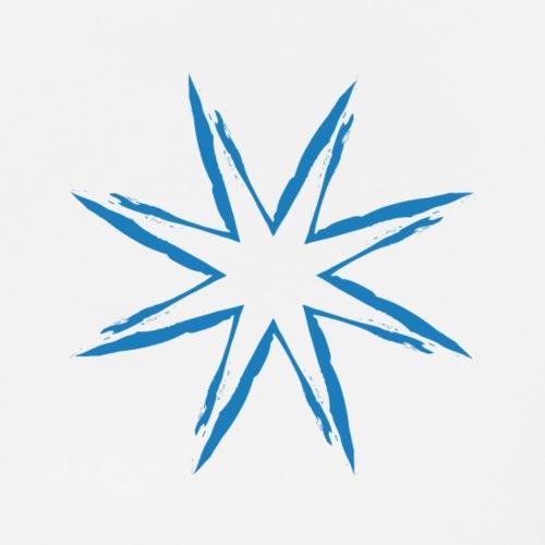 Blue Star - T-shirt Premium Homme