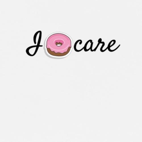 I donut care - Männer Premium T-Shirt