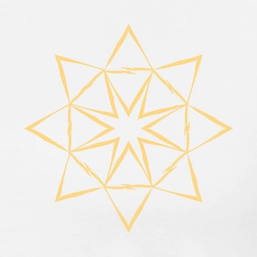 Yellow sunshine - T-shirt Premium Homme