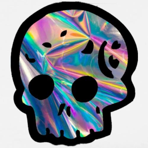 Skull craneo reflejante