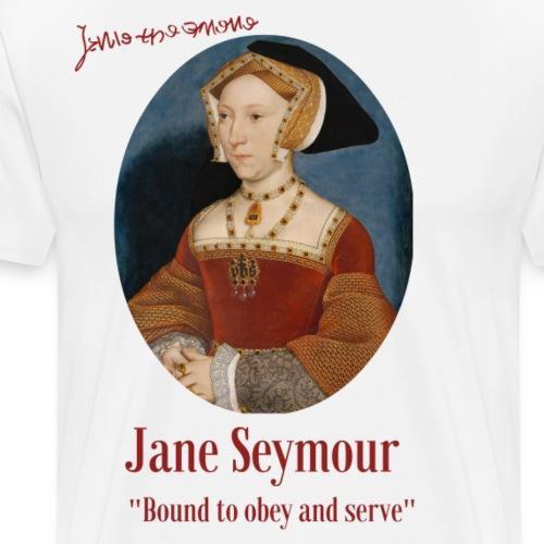 Jane Seymour - Männer Premium T-Shirt