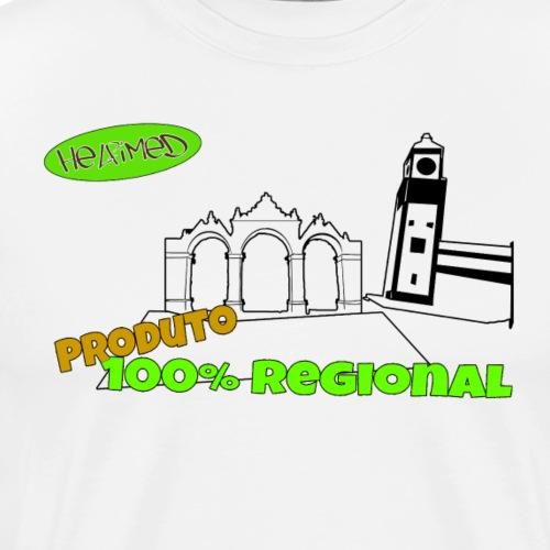City Gates - Men's Premium T-Shirt