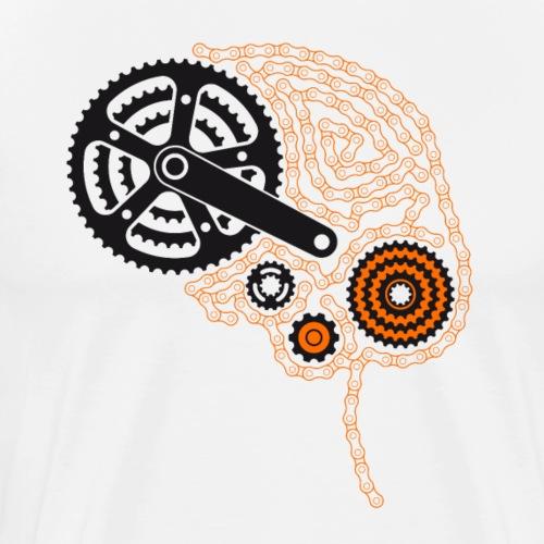 Colored Brain Chain