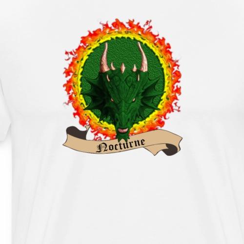 For Nocturne - Männer Premium T-Shirt
