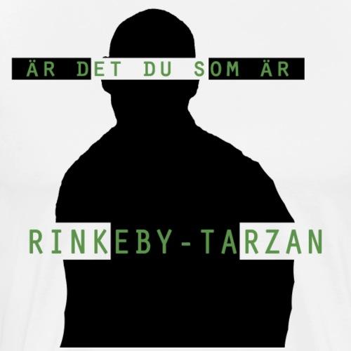 RinkebyTarzan - Premium-T-shirt herr