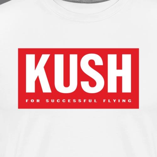 KUSH Tee Shirts - T-shirt Premium Homme