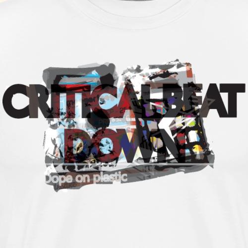 Critical - T-shirt Premium Homme