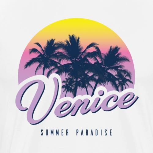 VENICE Tee Shirt - Men's Premium T-Shirt