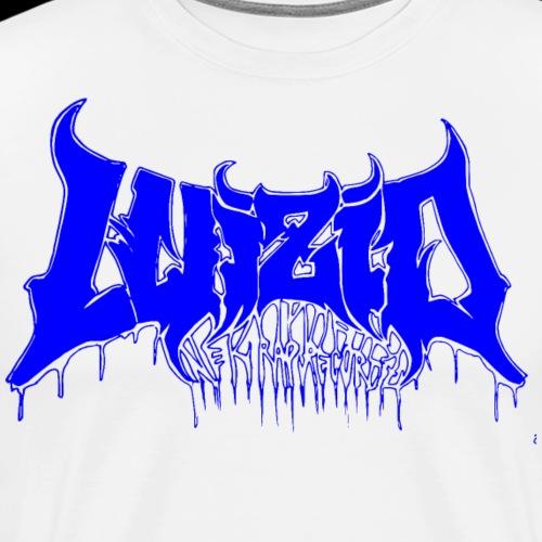 Luizid LOGO 2018 -CREATED BY NEKRO- - Männer Premium T-Shirt