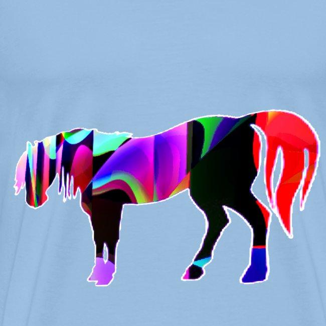 Cavalo triste