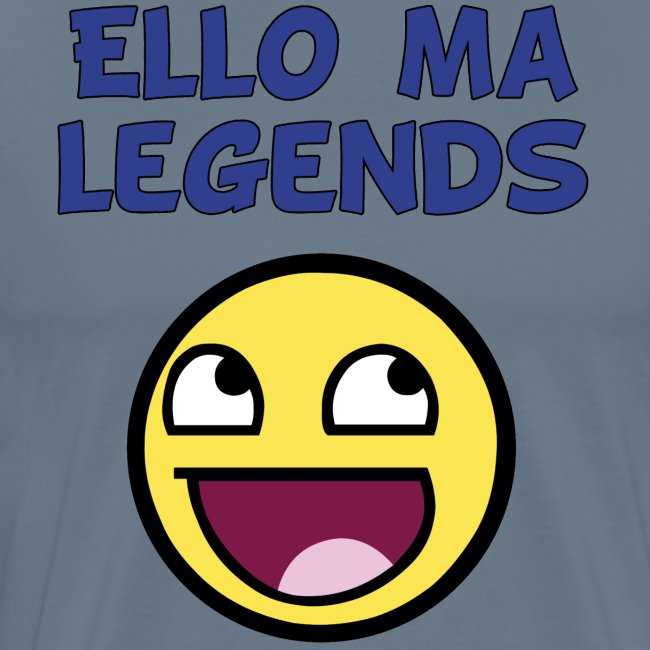 MA LEGENDS tshirt Done black fixed gif