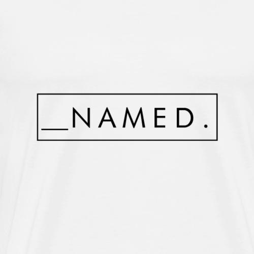 BOXLOGO BLACK - T-shirt Premium Homme