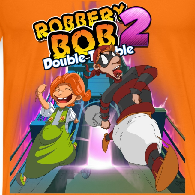 Robbery Bob and Cassie
