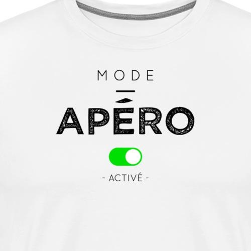 Mode apéro activé - T-shirt Premium Homme