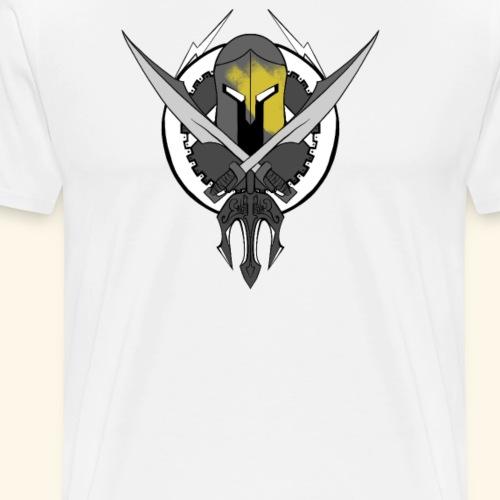 Greek Warrior - Camiseta premium hombre