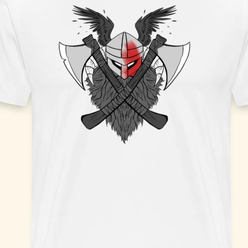 Male Viking - Camiseta premium hombre
